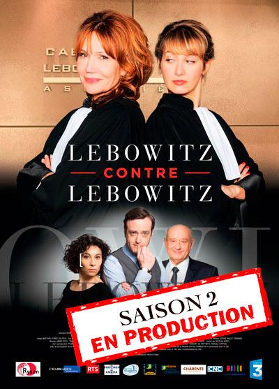Leibowitz contre lebowitz_saison2